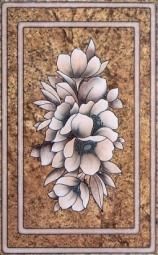 Декор Kerama Marazzi Элегия C1727\6167 25х40