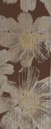 Вставка Italon Blow Крим Фольедж 40x50