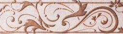 Бордюр Cracia Ceramica Palermo Beige Border 02 25x7,5