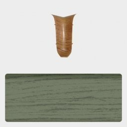 Внутренний угол (блистер 2 шт.) Т-пласт 069 Изумруд