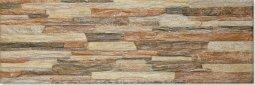 Керамогранит Oset Laminas Glan коричневый 16.5х50