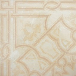 Плитка для пола  Сокол Ливадия LIV511 бежевая гянцевая 44х44