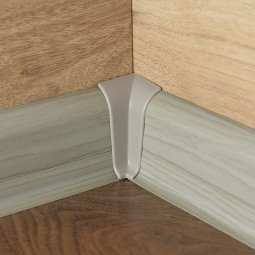 Внутренний угол DekoFloor 036 Серый Дуб
