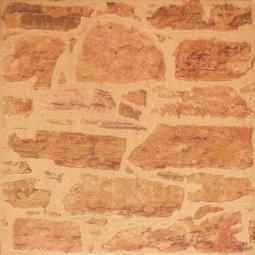 Плитка для пола Сокол Сардиния SRD1 коричневая матовая 33х33