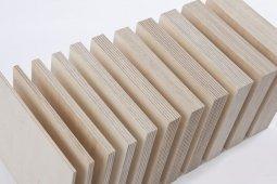 Фанера ФК шлифованная с 2 сторон 6x1525x1525 мм, сорт 2/2, береза