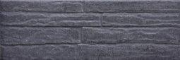Плитка для стен Сокол Фасад SL 7 серая матовая 12х36.5