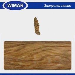 Заглушка торцевая левая Wimar 811 Дуб Орно