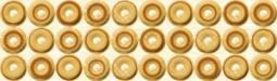 Бордюр Нефрит-керамика Шёлк 05-01-1-83-03-33-038-0 25x8 Бежевый