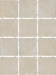 Плитка для стен Kerama Marazzi Каламкари полотно 30х40 из 12 частей 9.9х9.9 1256T бежевый