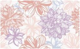 Декор Нефрит-керамика Стрит 04-01-1-09-03-41-118-0 40x25 Розовый