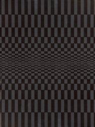 Плитка для стен Сокол Пульсар PLS2 черная полуматовая 33х44