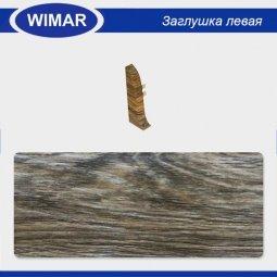 Заглушка торцевая левая Wimar 803 Дуб Сальса