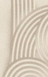 Декор Golden Tile Summer Stone Wave B41421 Серый 250х400