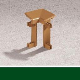 Внутренний угол Cezar Для ковролина 140 Зеленый