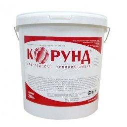 Жидкий утеплитель Корунд Классик краска сверхтонкая 10 л
