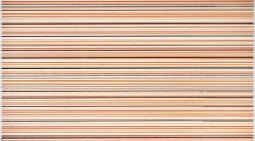 Декор Lasselsberger Камила полоска оранжевый 19,8х39,8