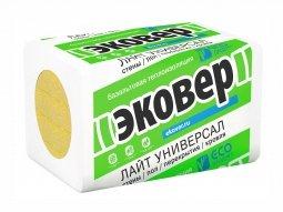 Базальтовый утеплитель Эковер Лайт Универсал 50*600*1000/12 пл.
