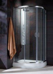 Душевая кабина Radaway Premium Plus графит 120х90х190