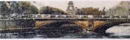 Бордюр Kerama Marazzi Париж A1974\5009 20х6