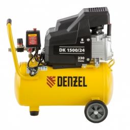 Компрессор воздушный Denzel DK1500/24 Х-PRO 230 л/мин. 1.5 кВт