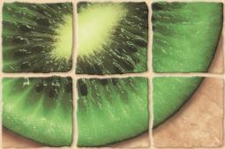 Декор Cersanit Coctail C-CT2K152 Зелёный 20X30