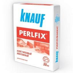 Клей Knauf Перлфикс гипсовый монтажный 30 кг