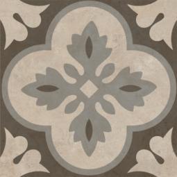 Декор Golden Tile Aurora 13F320 Коричневый 150х150