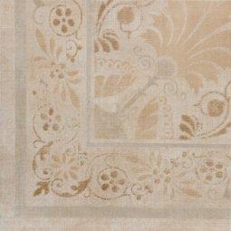 Плитка для пола Сокол Тебриз TBZ100 коричневая матовая 44х44