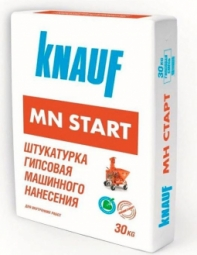 Штукатурка Knauf МН-Старт гипсовая 30 кг