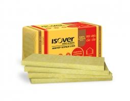 Базальтовый утеплитель Isover Мастер теплых стен 50х600х1000/8 пл.