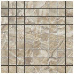 Мозаика Kerranova Premium marble полированный светло-коричневый 30x30