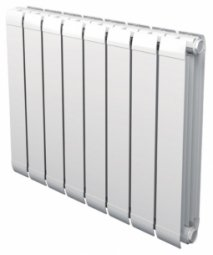 Радиатор алюминиевый Sira  Rovall100  500 8 секций