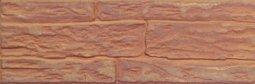 Плитка для стен Сокол Фасад SL1 коричневая матовая 12х36.5
