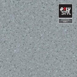 Линолеум Полукоммерческий Polystyl Hyperion SB Star 2 3м рулон