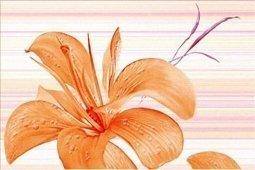 Декор Керабуд Акварель 3 лилия 1 20x30