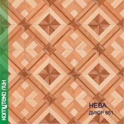 Линолеум Бытовой Комитекс Лин Нева 35-651 Диюр 3,5