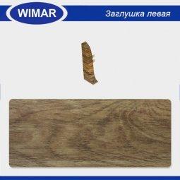 Заглушка торцевая левая Wimar 821 Дуб Робеалис