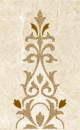 Декор Нефрит-керамика Грато 04-01-1-09-03-23-421-0 40x25 Бежевый