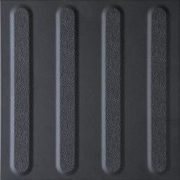 Керамогранит Rako Taurus industrial TTF35019 Черный 20x20 матовый