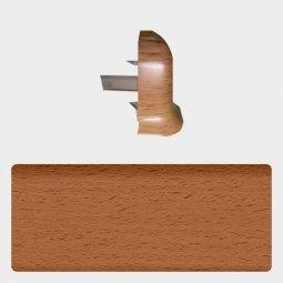 Наружный угол (блистер 2 шт.) Т-пласт 037 Бук премиум