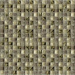 Мозаика Elada Crystal HK-25 серо-розовый микс 32.7x32.7