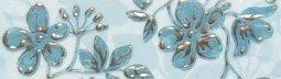 Бордюр Шаxтинская Плитка Модена Голубой 01 20x5.7