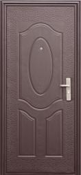 Металлическая дверь Е40М (857), Китай, 960*2050, антик медь