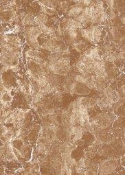 Плитка для стен ВКЗ Изабель Низ коричневая 25x35