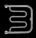 Полотенцесушитель Терминус Фокстрот AISI 32х2 500х600