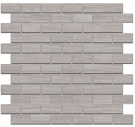 Декор Kerama Marazzi Грасси MM13039 32х30 серый мозаичный