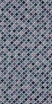Плитка для стен Береза-керамика Симфония темно-синяя 25х50