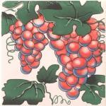 Декор Atem Streza  grape  10x10