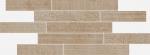 Декор Italon Materia Брик Мультилайн Ворм 29.6х79.7