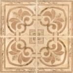 Декор Kerama Marazzi Ганг B430\3198 30,2х30,2 коричневый